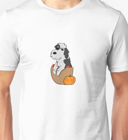 Fall Puppy! Unisex T-Shirt