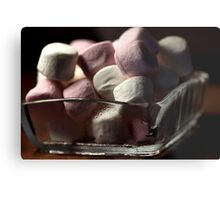 Marshmallow Delights Metal Print