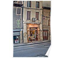 Beaujolai Village   France Poster