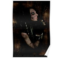 Darkly Decayed Poster