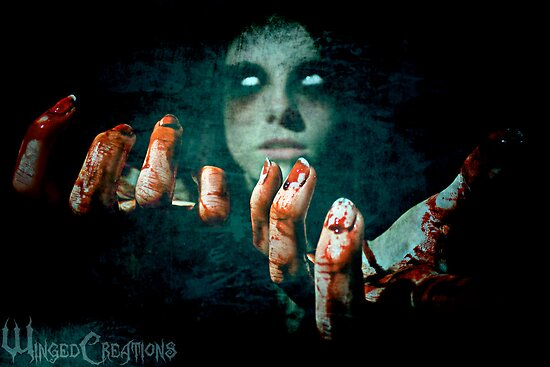 Blood On Your Hands by WingedCreations