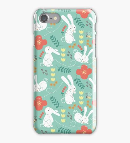 Rabbit Season iPhone Case/Skin