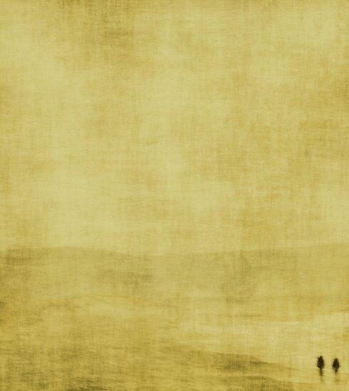 T W O ~ yellow by Anne Staub