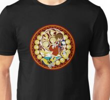 Kingdom Hearts Station (Red) Unisex T-Shirt