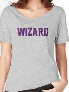 Wizard Women's Relaxed Fit T-Shirt