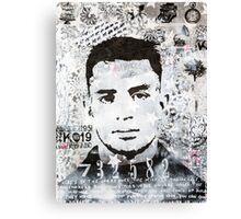 Jack Kerouac Canvas Print