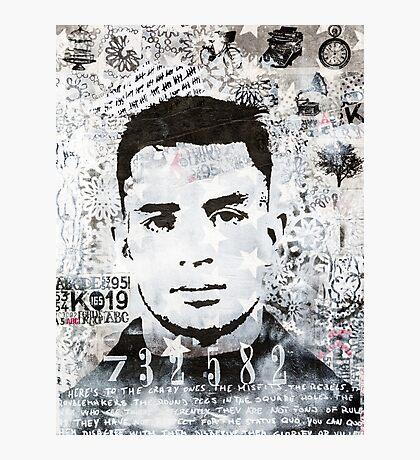 Jack Kerouac Photographic Print
