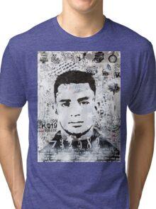 Jack Kerouac Tri-blend T-Shirt