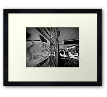 $7.80 Special with Soy Sauce Framed Print