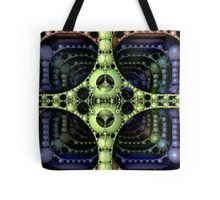 Intersection 3d Tote Bag