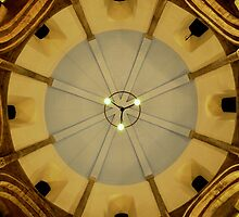 Wayfarer's Chapel - Cambridge by James Stevens