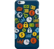 Business sphere2 iPhone Case/Skin