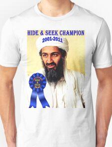 Hide & Seek Champion Unisex T-Shirt