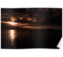 Port Douglas Sunset Poster