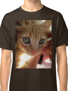 Red kitty 1 Classic T-Shirt