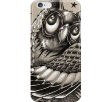 Decorative Owl iPhone Case/Skin