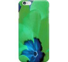 Green Primrose iPhone Case/Skin
