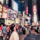 Times Square NY by Chris Muscat