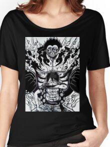 Luffy Gear 4 Women's Relaxed Fit T-Shirt