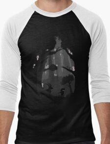 Mononoke Limbo Kodama Men's Baseball ¾ T-Shirt