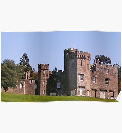 Balloch Castle Poster