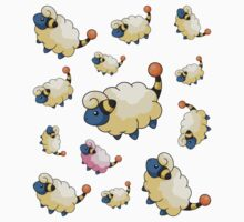 Do Trainers Dream of Electric Mareep? Baby Tee