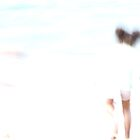 Girl on the Beach  - JUSTART © by JUSTART