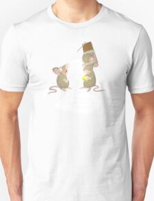 Is there something in my Teeth? Mark 2.0 Colour Unisex T-Shirt