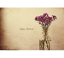 New Home Photographic Print