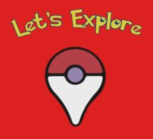Let's Explore Baby Tee
