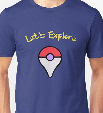 Let's Explore Unisex T-Shirt