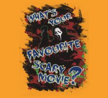What's your favourite scary movie? by digihill