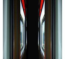 Train. II Photographic Print