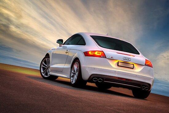 Audi TTS Sunrise by Matt Haysom