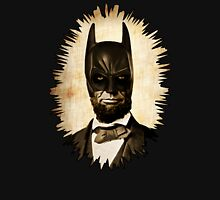 Batman + Abe Lincoln Mashup Unisex T-Shirt