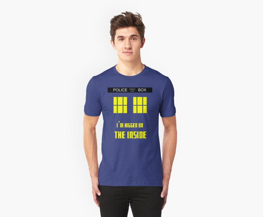 Doctor Who Tardis by koalakoala