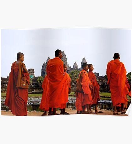 Robes of Angkor Poster