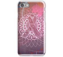Red Multi Cancer Awareness Ribbon iPhone Case/Skin
