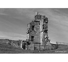 Tutbury Castle Photographic Print