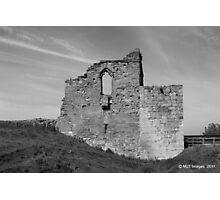 Tutbury Castle 2 Photographic Print