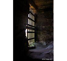 Tutbury Castle 4 Photographic Print