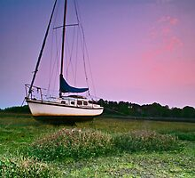 """Sailing the Morning Light"" by Bradley Shawn  Rabon"