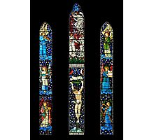 East Window, St James Church, Staveley, Cumbria Photographic Print