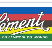 CLEMENT Sticker