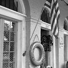 Natchez and Flag by AnalogSoulPhoto
