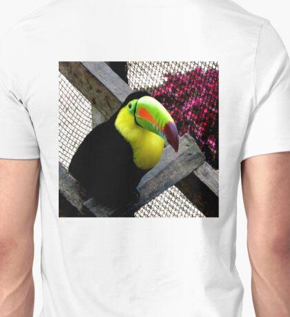 TOUCAN IMAGE 2 PUERTO RICO Unisex T-Shirt