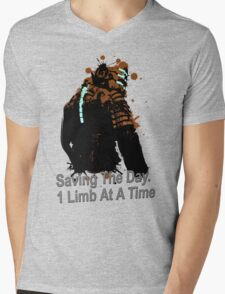 Dead Space - Issac Mens V-Neck T-Shirt