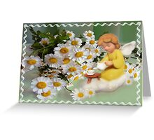 With love on Mother's Day Greeting Card