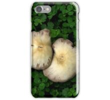 Surrounded by Luck iPhone Case/Skin