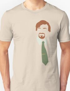 Flight of the Conchords Silly-ettes: Murray Unisex T-Shirt
